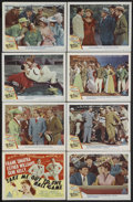 """Movie Posters:Sports, Take Me Out to the Ball Game (MGM, 1949). Lobby Card Set of 8 (11"""" X 14""""). Sports Musical. Starring Frank Sinatra, Esther Wi... (Total: 8)"""