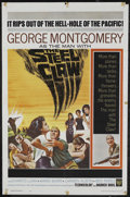 "Movie Posters:War, The Steel Claw (Warner Brothers, 1961). One Sheet (27"" X 41""). War.Starring George Montgomery, Charito Luna, Mario Barri an..."