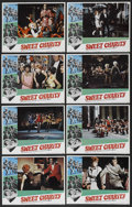 """Movie Posters:Musical, Sweet Charity (Universal, 1969). Lobby Card Set of 8 (11"""" X 14""""). Musical Comedy. Starring Shirley MacLaine, Chita Rivera, R... (Total: 8)"""