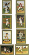 Autographs:Sports Cards, Hall of Famers Signed Perez-Steele Cards Lot of 15. Gorgeous offerings from the famed galleries of Perez-Steele derive from...