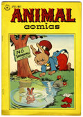 Golden Age (1938-1955):Funny Animal, Animal Comics #20 (Dell, 1946) Condition: VF....