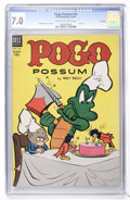 Golden Age (1938-1955):Funny Animal, Pogo Possum #16 File Copy (Dell, 1954) CGC FN/VF 7.0 Cream tooff-white pages....