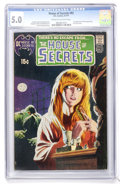 Bronze Age (1970-1979):Horror, House of Secrets #92 (DC, 1971) CGC VG/FN 5.0 Cream to off-whitepages....