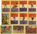 Non-Sport Cards:General, 1956 Topps Adventure Near Set (99/100)....