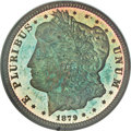 Patterns, 1879 25C Morgan Quarter Dollar, Judd-1593, Pollock-1787, Low R.7,PR67 Cameo NGC....