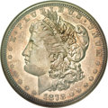 Patterns, 1878 $1 Morgan Dollar, Judd-1550A, Pollock-1725, Low R.6, PR65 NGC....