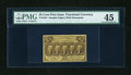 Fractional Currency:First Issue, Fr. 1281 25c First Issue PMG Choice Extremely Fine 45....