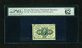 Fractional Currency:First Issue, Fr. 1240 10c First Issue PMG Uncirculated 62 EPQ....