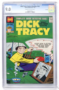 Silver Age (1956-1969):Miscellaneous, Dick Tracy Comics Monthly #130 File Copy (Harvey, 1959) CGC VF/NM 9.0 Cream to off-white pages....