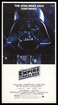 "Movie Posters:Science Fiction, The Empire Strikes Back (20th Century Fox, 1980). InternationalThree Sheet (41"" X 76""). Science Fiction.. ..."