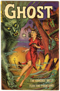 Golden Age (1938-1955):Horror, Ghost Comics #1 (Fiction House, 1951) Condition: VG/FN....