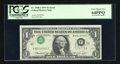 Error Notes:Inverted Third Printings, Fr. 1908-J $1 1974 Federal Reserve Note. PCGS Very Choice New64PPQ.. ...