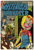 Silver Age (1956-1969):Horror, Tales of the Mysterious Traveler #9 (Charlton, 1958) Condition:FN....
