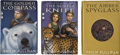 Books:First Editions, Philip Pullman. His Dark Materials Trilogy.... (Total: 3Items)