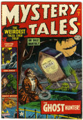 Golden Age (1938-1955):Horror, Mystery Tales #7 (Atlas, 1953) Condition: FN....