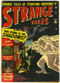 Golden Age (1938-1955):Horror, Strange Tales #7 (Atlas, 1952) Condition: VG....