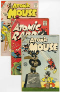 Golden Age (1938-1955):Funny Animal, Atomic Mouse and Others Group (Charlton, 1950s).... (Total: 11Comic Books)