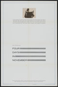 """Movie Posters:Documentary, Four Days in November (United Artists, 1964). One Sheet (27"""" X 41""""). Documentary...."""