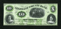 Obsoletes By State:Maryland, Cumberland, MD- Allegany County Bank $10 May 1, 1862 . ...
