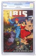 Golden Age (1938-1955):Science Fiction, Ibis The Invincible #3 Mile High pedigree (Fawcett, 1945) CGC VF/NM9.0 Off-white pages....