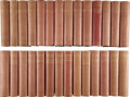 Books:Signed Editions, H. G. Wells. The Works of H. G. Wells. London: T. Fisher Unwin, 1924-1927.... (Total: 28 Items)