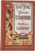 Books:First Editions, Jules Verne. Mathias Sandorf. Paris: Hetzel, 1885....