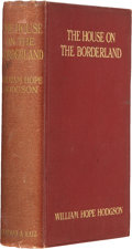 Books:First Editions, William Hope Hodgson. The House on the Borderland. London:Chapman and Hall, 1908....