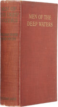 Books:First Editions, William Hope Hodgson. Men of the Deep Waters. London:Eveleigh Nash, 1914....