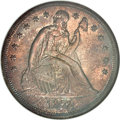 Patterns, 1872 T$1 Commercial Dollar, Judd-1219, Pollock-1360, Low R.7, PR62NGC....