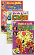 Bronze Age (1970-1979):Cartoon Character, Richie Rich Cash #1-5 File Copy Group (Harvey, 1974-75) Condition:Average NM-.... (Total: 5 Comic Books)
