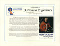 Explorers:Space Exploration, Fly High with Astronaut Sam Gemar in a 1942 Bi-Plane....