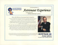 Explorers:Space Exploration, Dine with Mercury Astronaut Scott Carpenter....