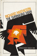 Books:First Editions, Richard Matheson. The Shrinking Man. London: David Bruce& Watson, 1973....