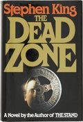Books:Signed Editions, Stephen King. The Dead Zone - Inscribed. New York:Viking, 1979....