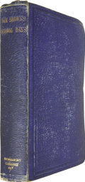 Books:First Editions, [Thomas Hughes]. Tom Brown's School Days. Cambridge:Macmillan & Co., 1857.. ...