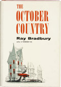 Books:Signed Editions, Ray Bradbury. The October Country - Inscribed. NewYork: Ballantine Books, 1955....