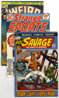 Bronze Age (1970-1979):Miscellaneous, Miscellaneous Bronze/Modern Age Group (Various, 1972-95)....