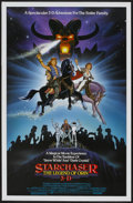"Movie Posters:Animated, Starchaser: The Legend of Orin (Atlantic Releasing, 1985). One Sheet (27"" X 41""). Animated...."