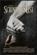 "Movie Posters:Academy Award Winner, Schindler's List (Universal, 1993). One Sheet (27"" X 40"") DS.Academy Award Winner...."