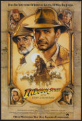 "Movie Posters:Action, Indiana Jones and the Last Crusade (Paramount, 1989). One Sheet(27"" X 40""). Action...."