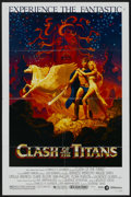 "Movie Posters:Fantasy, Clash of the Titans (MGM, 1981). One Sheet (27"" X 41""). Fantasy...."