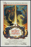 "Movie Posters:Animated, The Secret of NIMH (MGM/UA, 1982). One Sheet (27"" X 41""). Animated...."