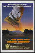 "Movie Posters:Thriller, The Town That Dreaded Sundown (American International, 1977). One Sheet (27"" X 41""). Thriller...."