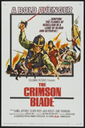 "Movie Posters:Adventure, The Crimson Blade (Columbia, 1963). One Sheet (27"" X 41"").Adventure...."