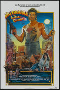 "Movie Posters:Action, Big Trouble in Little China (20th Century Fox, 1986). One Sheet (27"" X 41""). Action...."