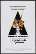 """Movie Posters:Science Fiction, A Clockwork Orange (Warner Brothers, 1971). International One Sheet (27"""" X 41""""). Science Fiction...."""