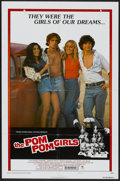 "Movie Posters:Bad Girl, The Pom Pom Girls (Crown International, 1976). One Sheet (27"" X41"") Style B. Bad Girl...."