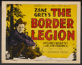 "Movie Posters:Western, The Border Legion (Paramount, 1924). Title Lobby Card (11"" X 14""). Western...."