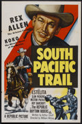 """Movie Posters:Western, South Pacific Trail (Republic, 1952). One Sheet (27"""" X 41"""")Flat-Folded. Western...."""