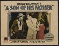 """Movie Posters:Western, A Son of His Father (Paramount, 1925). Lobby Cards (2) (11"""" X 14"""").Western.... (Total: 2 Items)"""